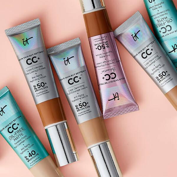 Problem-Solving Makeup & Skincare | IT Cosmetics
