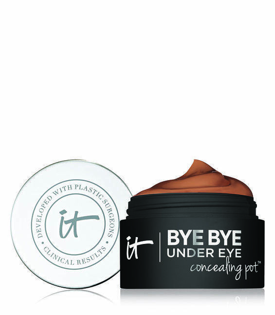 Cream Concealer for Dark Circles Warm Deep