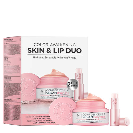 Color Awakening Skin & Lip Duo Set