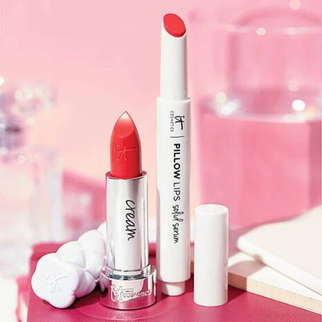 Pillow Lips Solid Serum Lip Gloss
