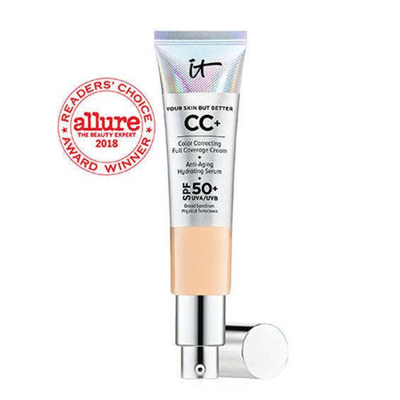 Your Skin But Better™ CC+™ Cream with SPF 50+ - Light Medium