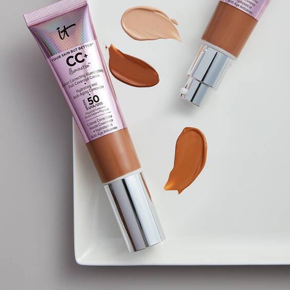 Supersize Full Coverage SPF 50 CC+ Cream Illumination 75ml (Valeur: 121.8$)