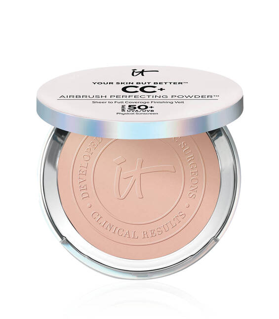 Your Skin But Better CC+ Airbrush Perfecting Powder SPF 50+ Main