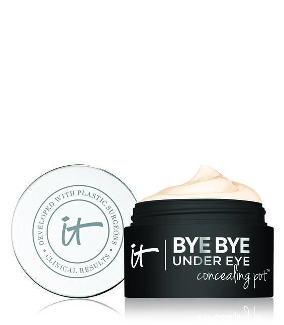 Cream Concealer for Dark Circles Light