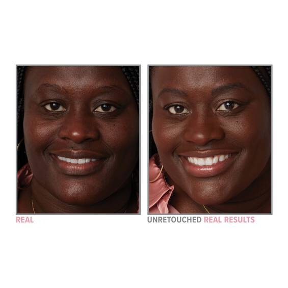 Your Skin But Better Foundation Skincare before and after 62 Deep Cool