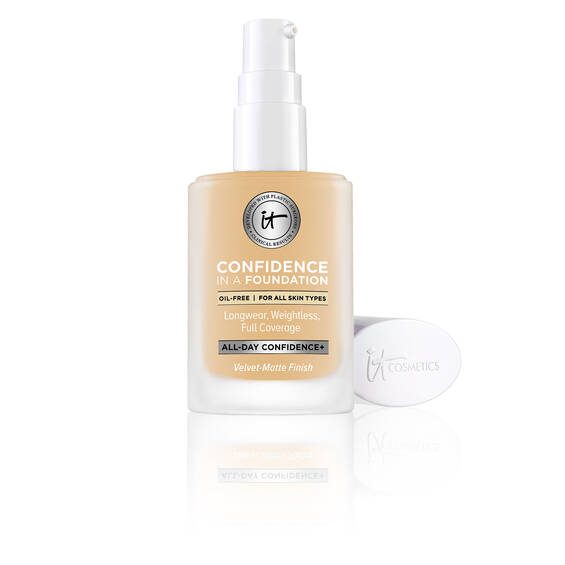 Confidence in a Foundation  Hydrating and full coverage
