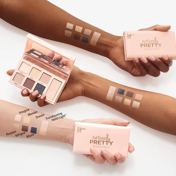 Naturally Pretty Essentials™ Matte Luxe Transforming Eyeshadow Palette Main Image
