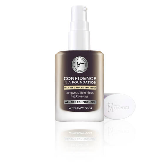 Confidence in a Foundation  Hydrating and full coverage foundation