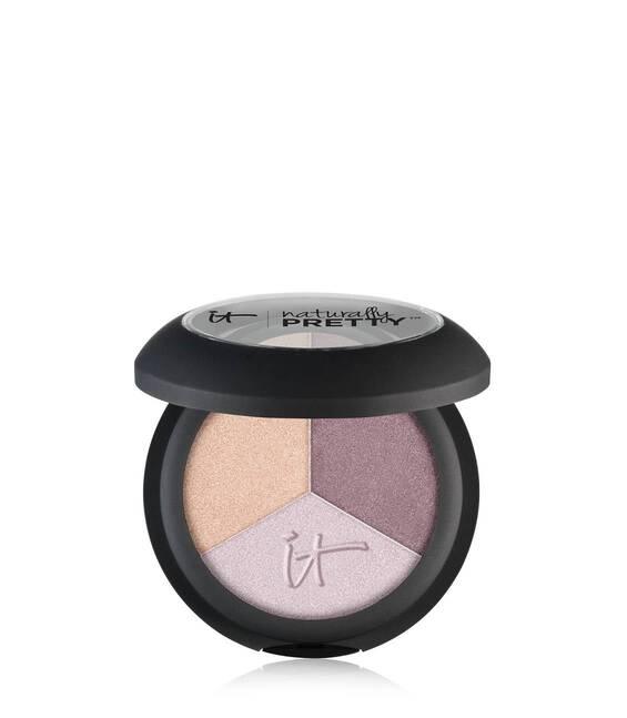 Natural Makeup Eyeshadows Pretty In Plum Main Image