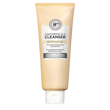 Confidence in a Cleanser™ - Gel Nettoyant et Serum Hydratant Anti-age