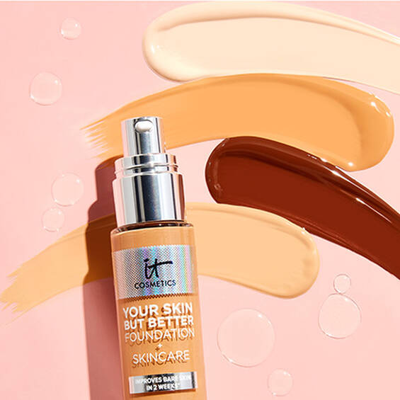 Your Skin But Better Foundation Skincare results