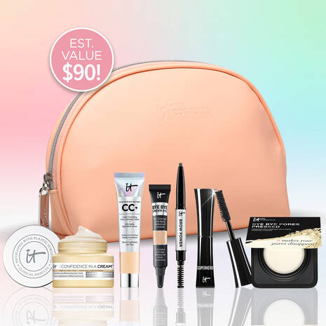 IT's Your Game-changing Make Up Set in Light