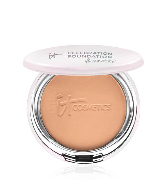 Full Coverage Powder Foundation - Rich