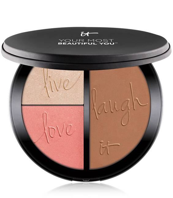 Your Most Beautiful You™ Vitality Anti Aging Face Palette Main