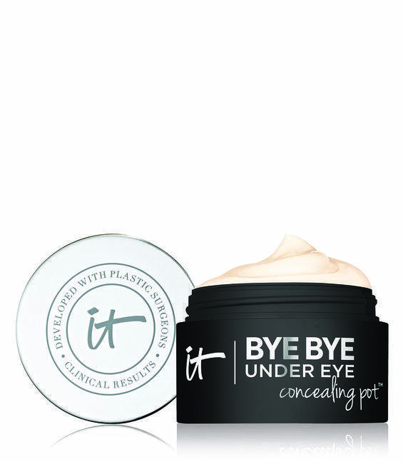 Cream Concealer for Dark Circles Light