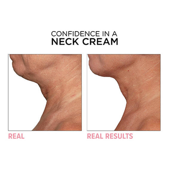Confidence in a Neck Cream Moisturizer