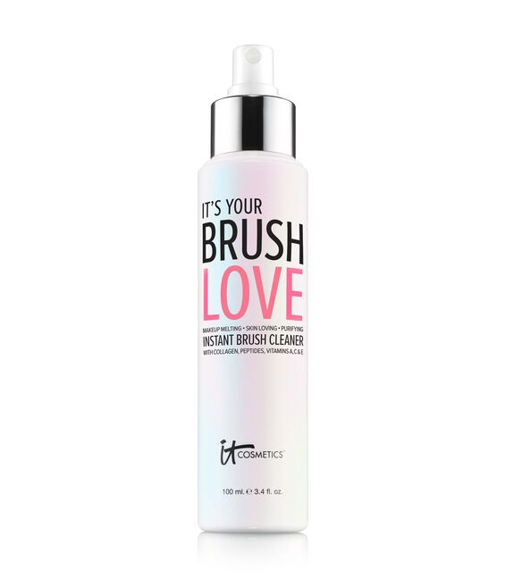 Instant Makeup Brush Cleanser