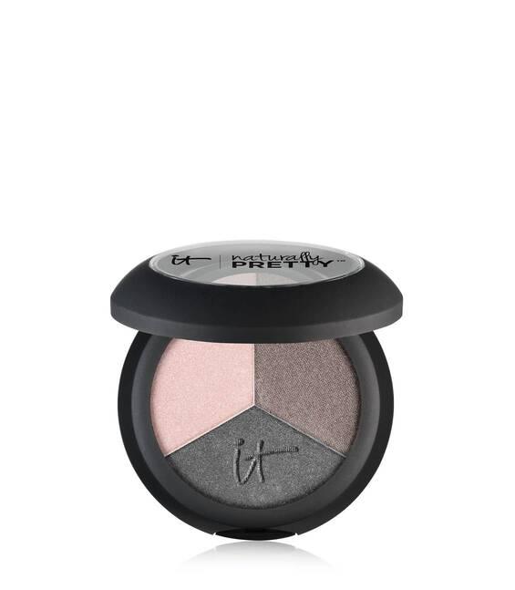 Natural Makeup Eyeshadows in Smoke
