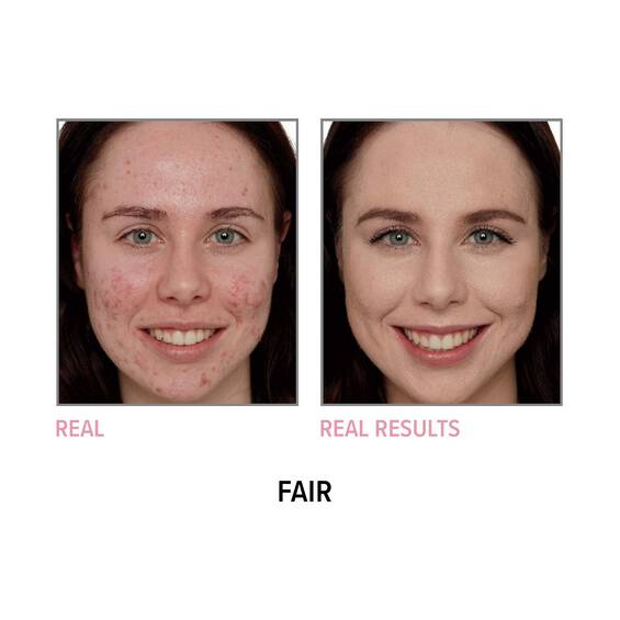 Your Skin But Better CC+ Oil-Free Matte with SPF 40 - Fair