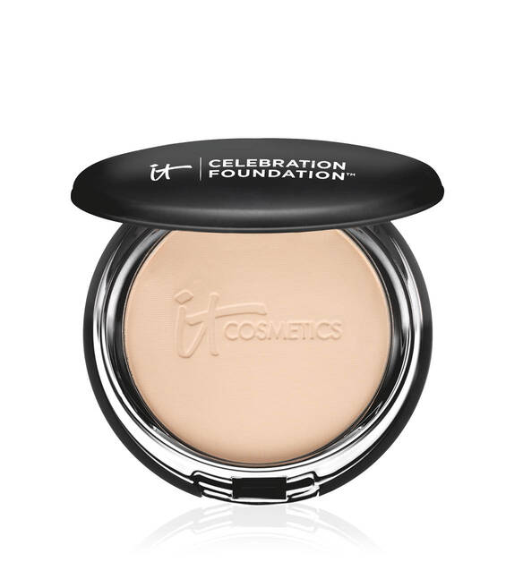 Anti-Aging, Full Coverage Powder Foundation - Fair