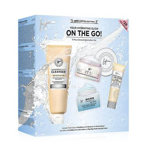 Your Hydrating Glow On The Go! Skincare Set