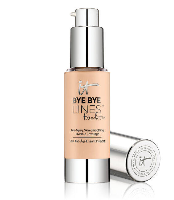 Anti-Aging, Skin-Smoothing, Invisible Coverage