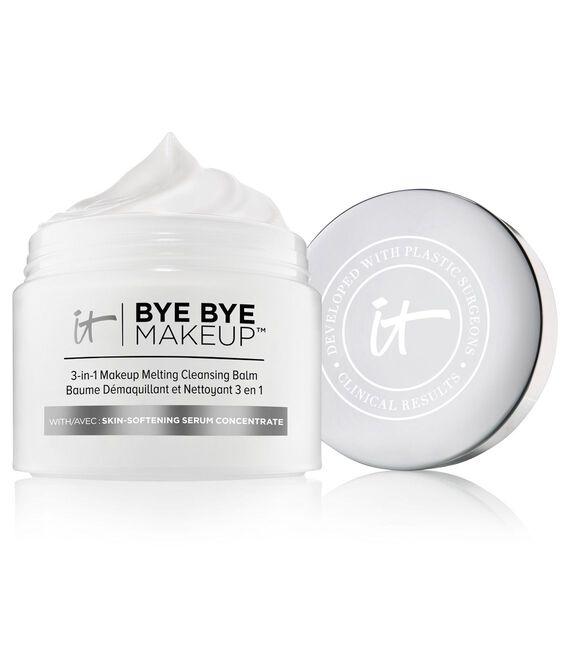 Bye Bye Makeup 3-in-1 Makeup Melting Cleansing Balm Open Jar