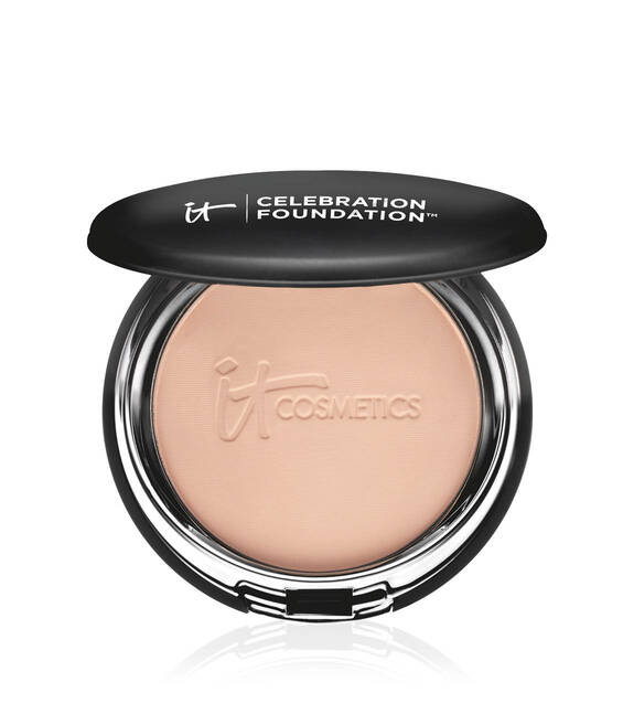 Anti-Aging, Full Coverage Powder Foundation - Medium