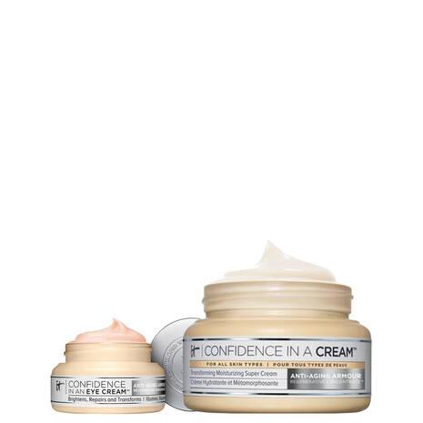 Confidence in a Cream & Confidence in an Eye Cream Duo