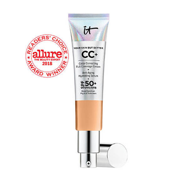 Your Skin But Better™ CC+™ Cream with SPF 50+ - Neutral Tan