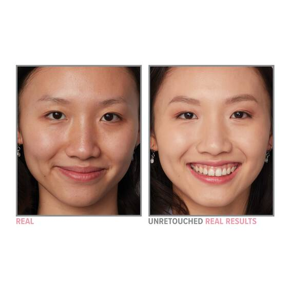 Your Skin But Better Foundation Skincare before and after 22 Light Neutral