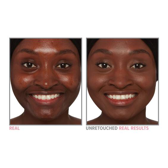 Your Skin But Better Foundation Skincare before and after 61 Deep Neutral