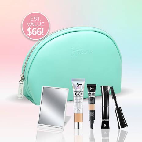 IT's Your Make Up Essential Starter Set in Medium