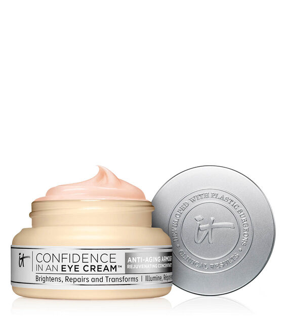 Anti-Aging, Anti-Wrinkling, Brightening Eye Cream