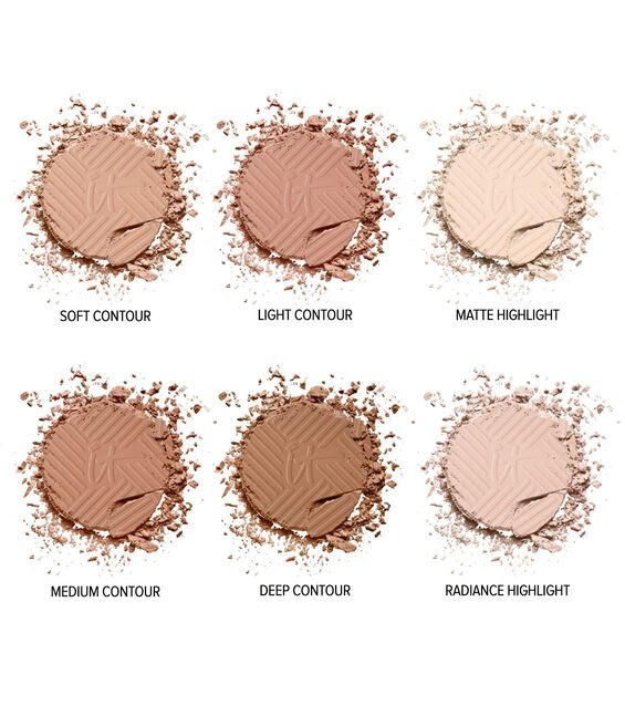 You Sculpted! Shade Swatches