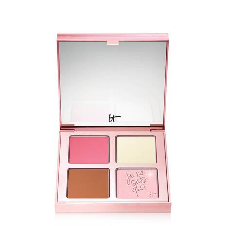 Your Je Ne Sais Quoi Complexion Perfection Face Palette - Bronzer, Blush & Highlighter
