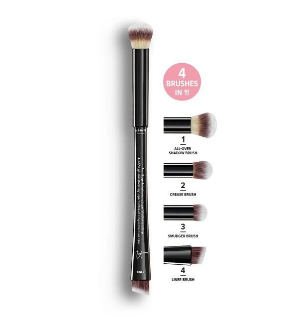 Heavenly Luxe™ Superhero™ 4-in-1 Eye-Transforming Super Shadow/Liner Brush Category
