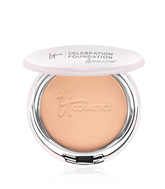 Full Coverage Powder Foundation - Tan