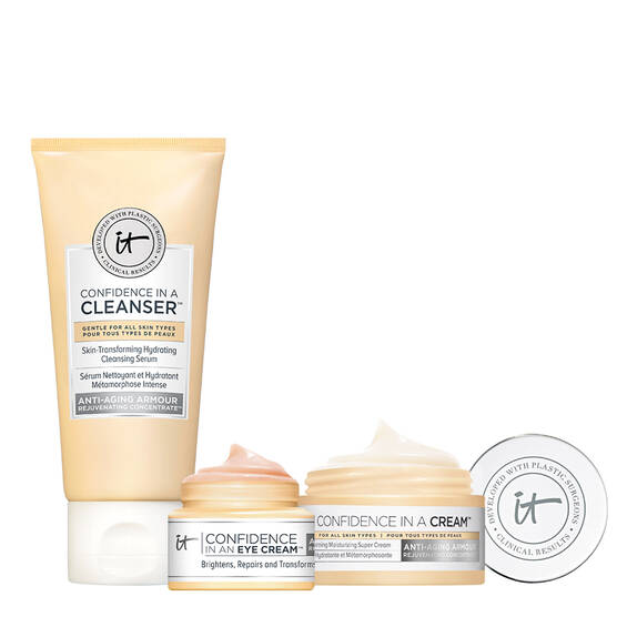 Your On-The-Go Confidence! Skincare Value Set