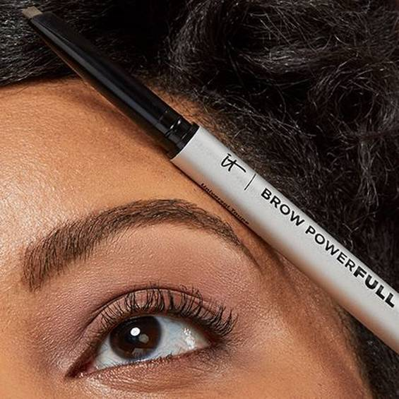 Universal Brow Pencil with Active Brow Enhancing Technology