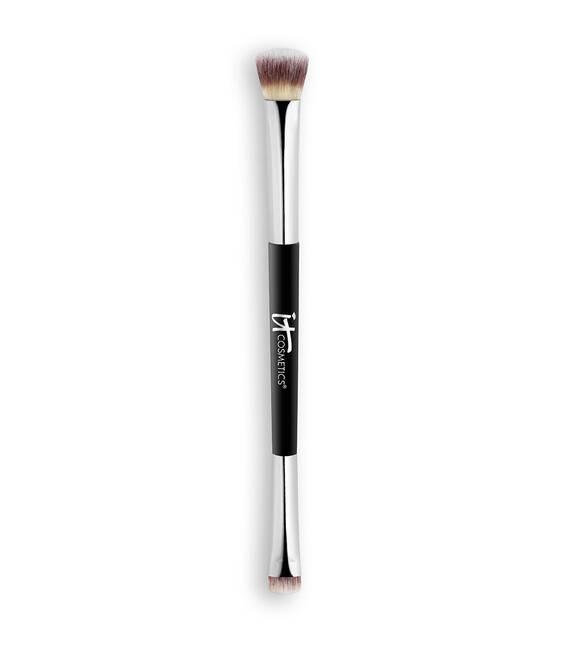 Heavenly Luxe® No-Tug® Dual Eyeshadow Brush #5 Main