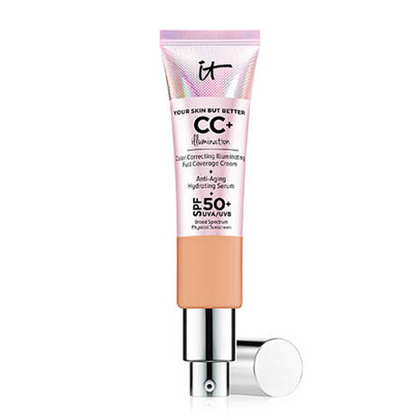 Your Skin But Better™ CC+ Illumination™ with SPF 50+ - CC Cream Full Coverage