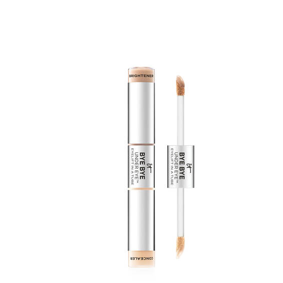 Dual Ended Full Coverage Anti-Aging Concealer & Brightener - Light Medium