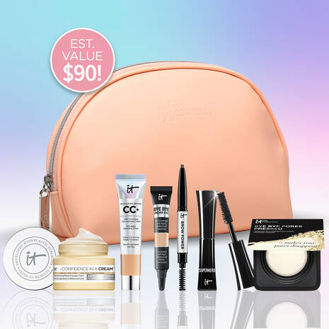 IT's Your Game-changing Make Up Set in Medium