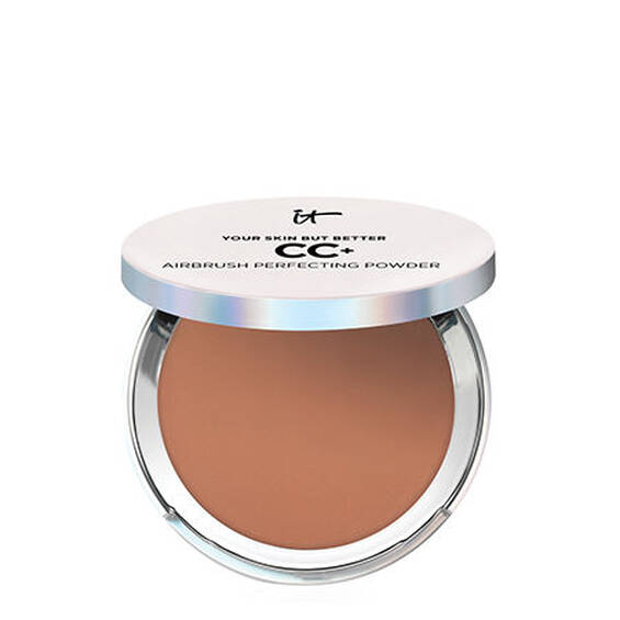 Your Skin But Better CC+ Airbrush Perfecting Powder - Deep