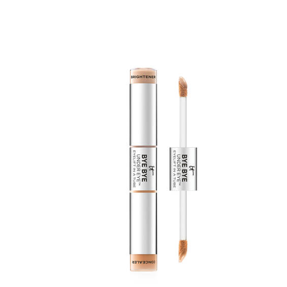Dual Ended Full Coverage Anti-Aging Concealer & Brightener - Rich