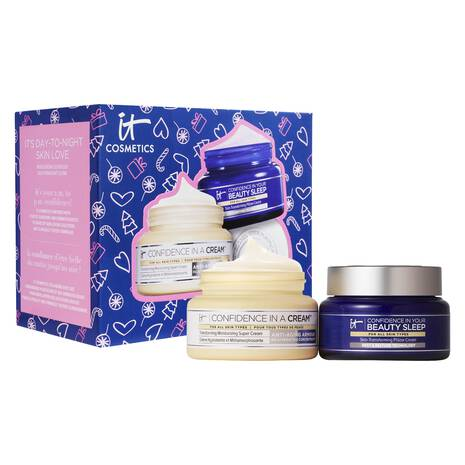 It's Day-to-Night Skin Love (Value $133)