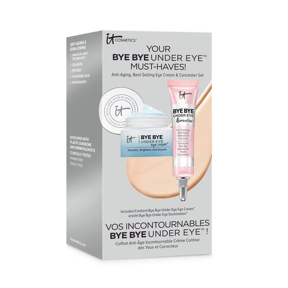 Your Bye Bye Under Eye Must-Haves - Light