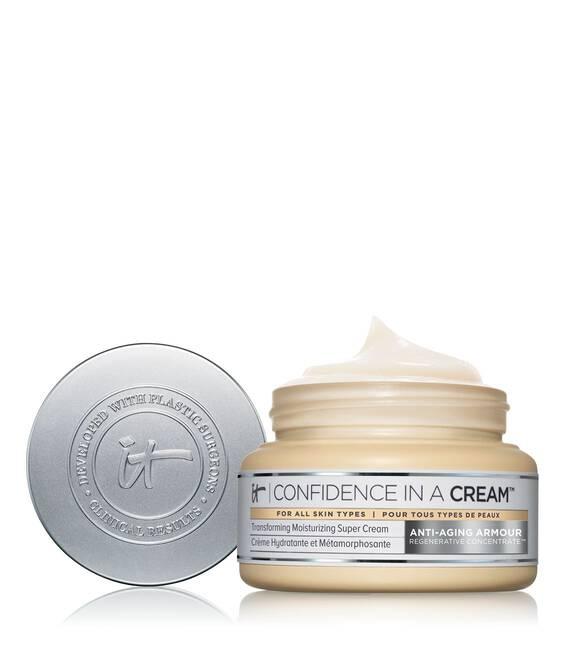 Confidence in a Cream<sup>MC</sup>