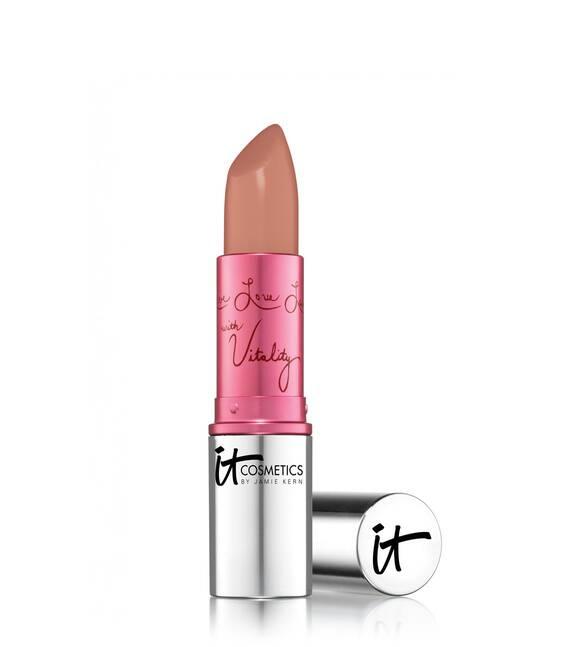 Vitality Lip Flush 4-in-1 Reviver LIpstick Stain - Damsel